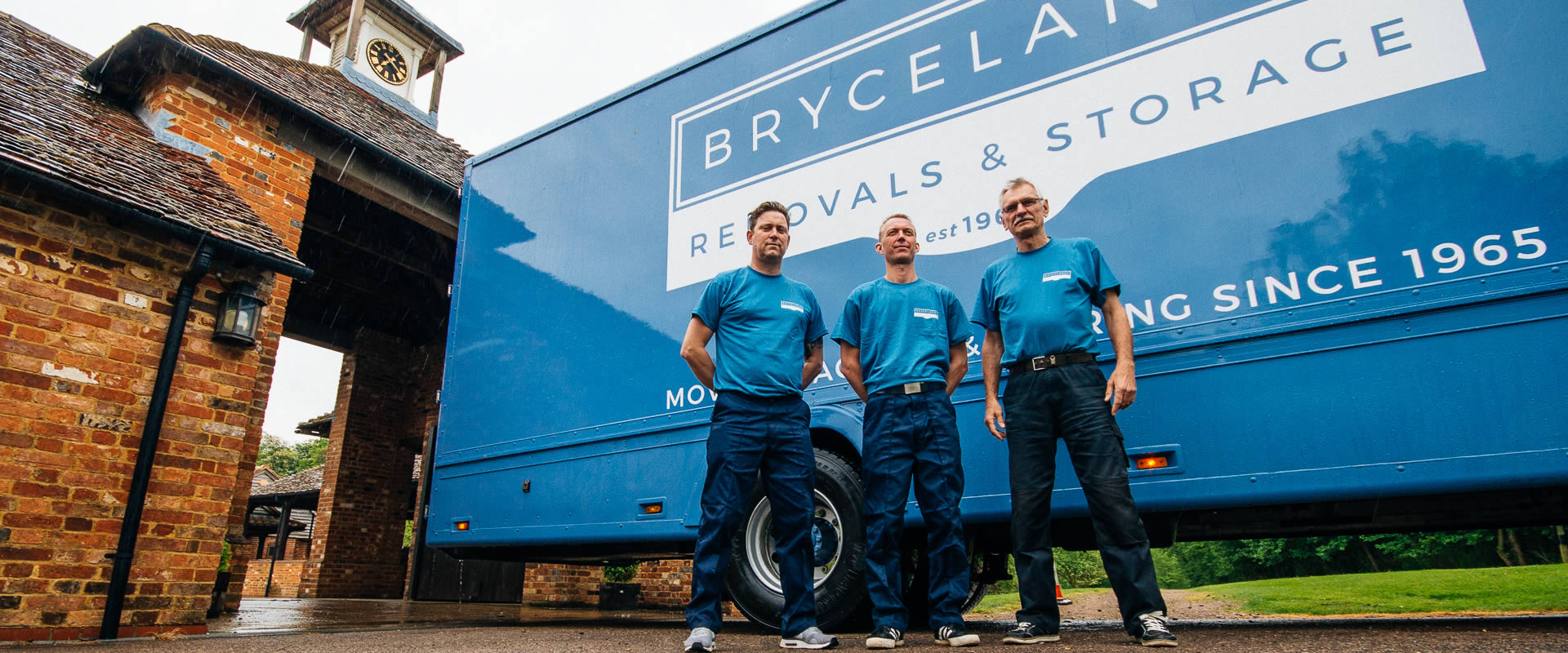 BRYCELANDS. HERTFORDSHIRE REMOVALS & STORAGE