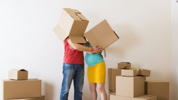 How to deal with moving day problems